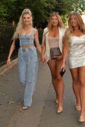 Eve Gale, Jess Gale, Demi Jones and Nicole 0