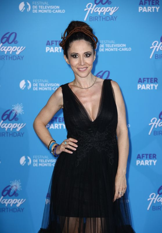 Fabienne Carat – 60th Monte Carlo TV Festival Opening Ceremony After Party in Monaco 06/18/2021