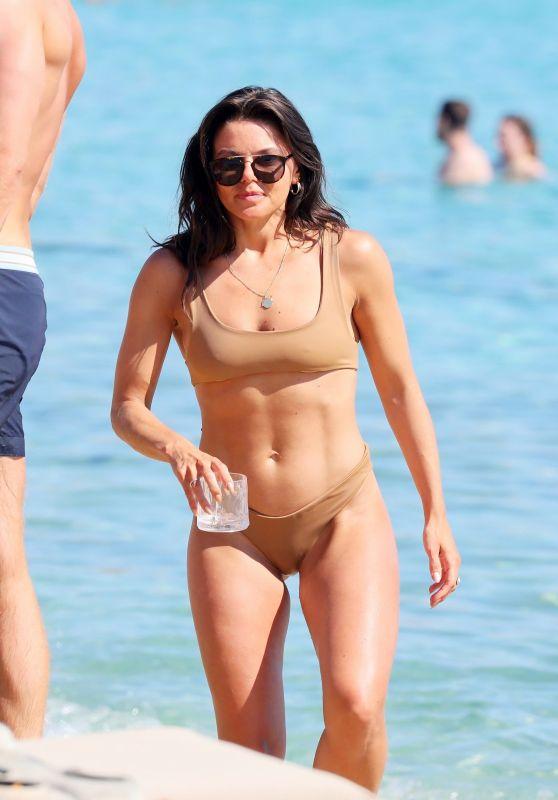 Faye Brookes in a Bikini in Mykonos 06/18/2021