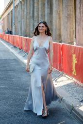 "Felicitas Rombold - ""Next Door"" Premiere at the 71st Berlinale International Film Festival 06/16/2021"