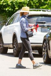 Felicity Huffman in Casual Outfit 05/31/2021