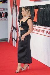 """Florence Pugh – """"Black Widow"""" Premiere Fan Event in London"""