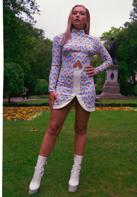 Florence Pugh - Photoshoot June 2021 (HW)