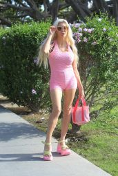 Frenchy Morgan - Photoshoot in Los Angeles 06/08/2021