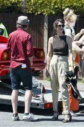 "Gemma Arterton - ""Freegard"" Set in London 06/16/2021"
