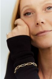 Gwyneth Paltrow - GOOP Jewelry G Label Collection June 2021