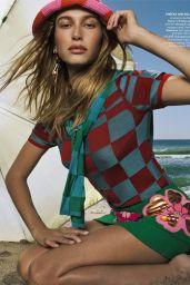 Hailey Bieber - Vogue US June 2021 Issue