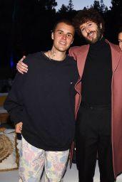 "Hailey Rhode Bieber and Justin Bieber - ""DAVE"" Season 2 Premiere in LA 06/10/2021"