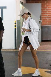 Hailey Rhode Bieber - Out in Beverly Hills 06/17/2021