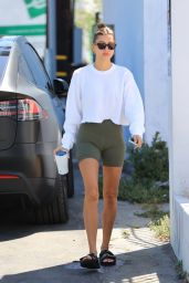 Hailey Rhode Bieber - Out in West Hollywood 06/10/2021
