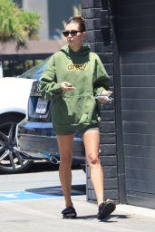 Hailey Rhode Bieber - XIV Karats in Beverly Hills 06/11/2021