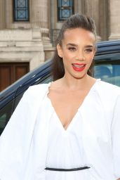 """Hannah John-Kamen – """"Alice: Curiouser and Curiouser"""" Private View in London"""