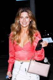 Hannah Stocking Night Out Style - Catch LA in West Hollywood 06/09/2021