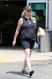 Heather Locklear - Getting Gas in LA 06/17/2021