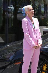 "Helen Mirren - Interviewed For Her Upcoming Film ""Fast & Furious 9"" 06/02/2021"