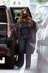 Iman - Out in NYC 06/12/2021