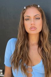 Inanna Sarkis - Live Stream Video and Photos 06/21/2021