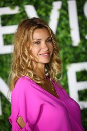 """Ingrid Chauvin - """"Demain Nous Appartient"""" Photocall at the 60th Monte Carlo Festival in Monaco 06/19/2021"""