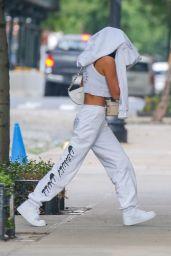 Irina Shayk - Out in NYC 06/09/2021
