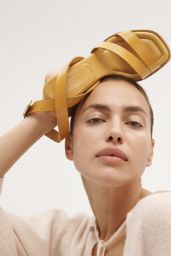 Irina Shayk - Tamara Mellon Collection June 2021