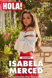 Isabela Merced - Hola! June 2021