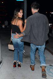 Jana Kramer and Graham Bunn at Catch LA in Los Angeles 06/11/2021