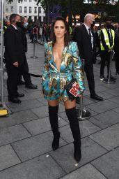 """Janette Manrara - """"Black Widow"""" Premiere Fan Event in London"""