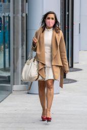Janette Manrara is Stylish - London 06/29/2021