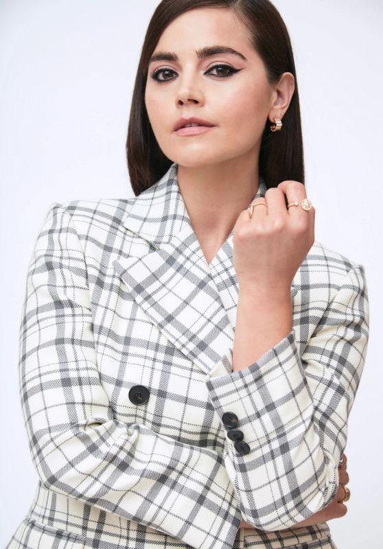 Jenna Coleman - Vogue UK 06/17/2021