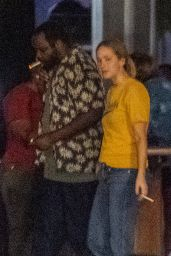 """Jennifer Lawrence - """"Red, White and Water"""" Filming Set in New Orleans 06/11/2021"""