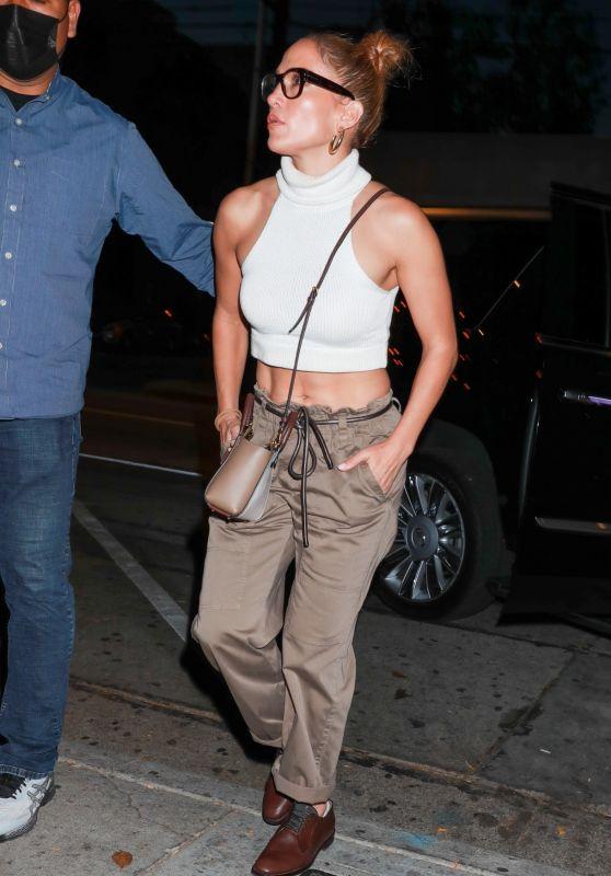 Jennifer Lopez at Craig