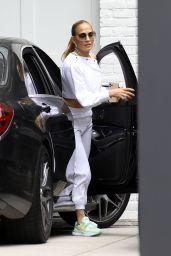 Jennifer Lopez - Ben Affleck's Home in Brentwood 06/04/2021
