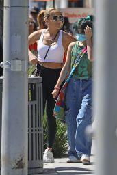 Jennifer Lopez - Shopping in Beverly Hills 06/13/2021