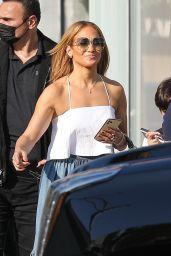 Jennifer Lopez - Shopping in Beverly Hills 06/19/2021