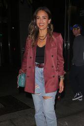 Jessica Alba at Avra in Beverly Hills 06/22/2021