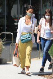 Jessica Alba Street Style - LA 06/15/2021