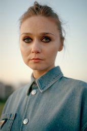 Jessica Barden - W Magazine June 2021