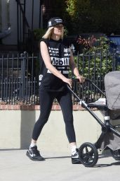 Jessica Hart - Out in Los Angeles 06/08/2021