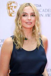 Jodie Comer - 2021 BAFTA TV Awards