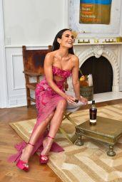 "Jordana Brewster - Gets Prepped for ""F9"" Premiere With Zacapa 23 Rum in LA 06/18/2021"