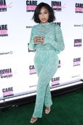 Jordyn Woods - UOMA Pride Month and Juneteenth Celebration Launch Event in West Hollywood 06/18/2021