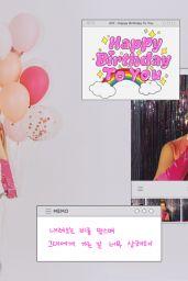 "Joy (Red Velvet) - 1st EP ""Hello"" Digital Booklet by iTunes 2021"