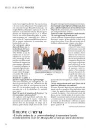 Julianne Moore - Grazia Magazine Italy 06/03/2021 Issue