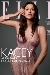 Kacey Musgraves - ELLE Magazine June/July 2021 Issue