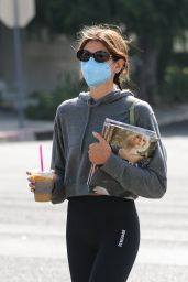 Kaia Gerber - Out in West Hollywood 06/01/2021