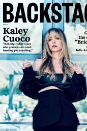 Kaley Cuoco - Backstage Magazine 06/03/2021