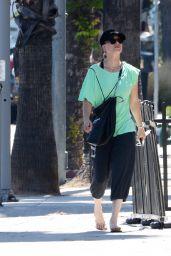 Kaley Cuoco - Leaving Her Yoga Class in LA 06/27/2021