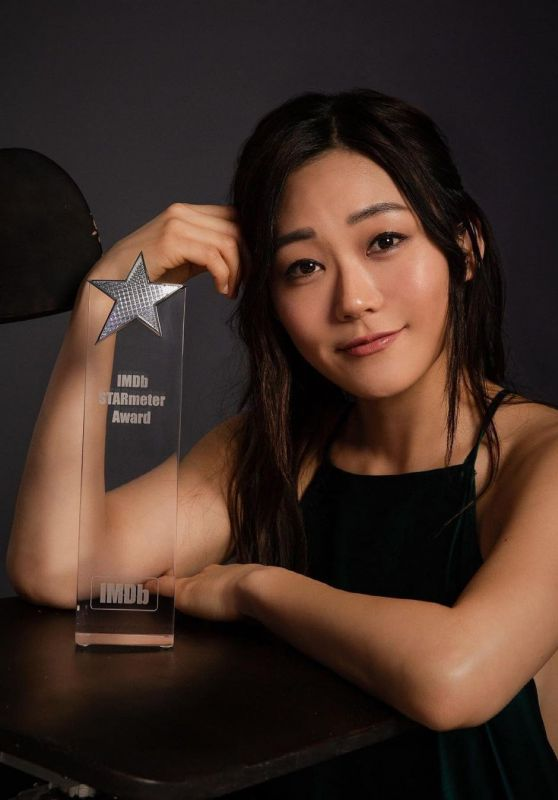 Karen Fukuhara - Starmeter Award Photoshoot May 2021