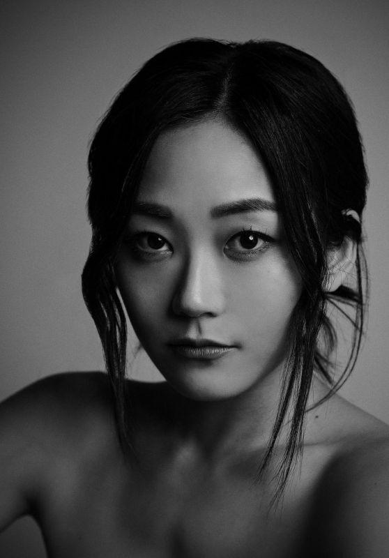 Karen Fukuhara - V Magazine InMySkin Feature May 2021