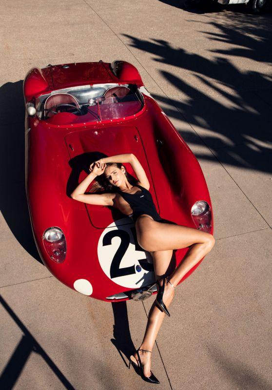 Kari Riley - Maserati Campaign 2021